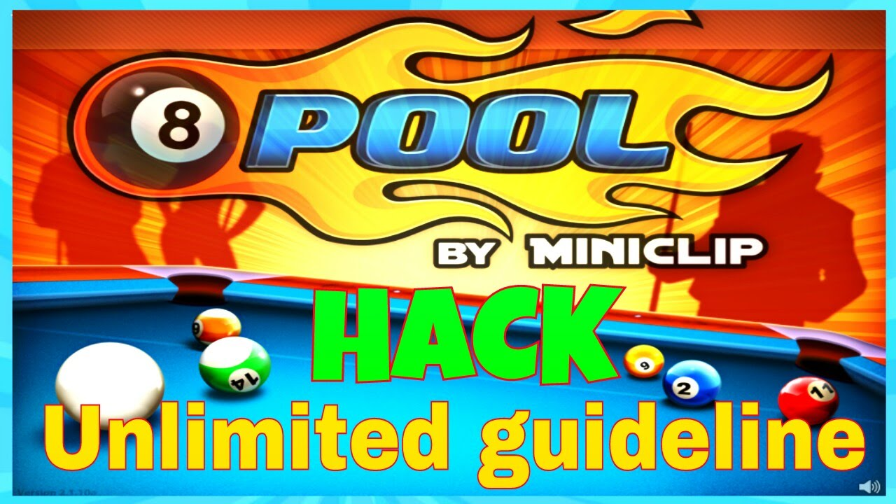 8ballpoolhacked.com Unlimited Cash
