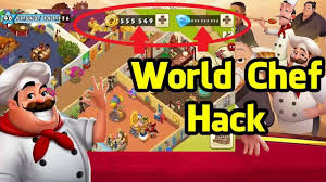 Cheatnhacks.com/world-chef-hack-unlimited-gold-coins-gems-generator