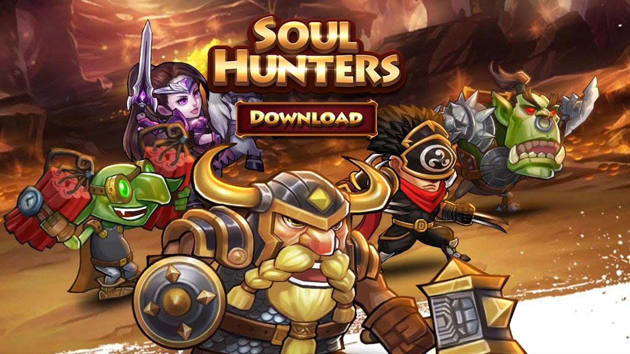 Game-tools.info/soul-hunters