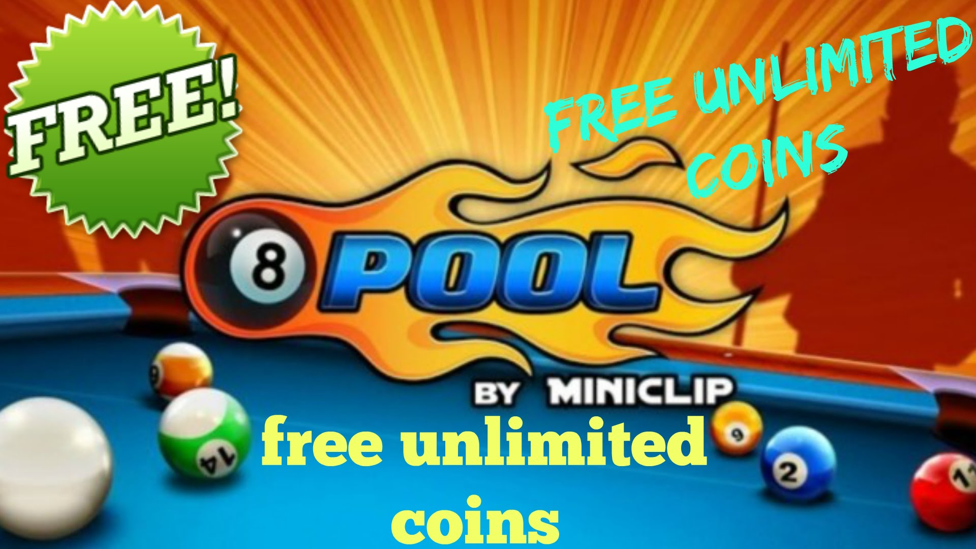 Hack8ballpool.top Unlimited Cash And Coins