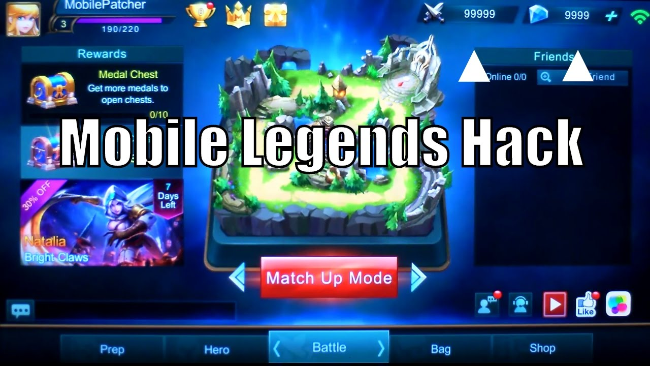 Mobilelegends.club Hack Tool Online Generator