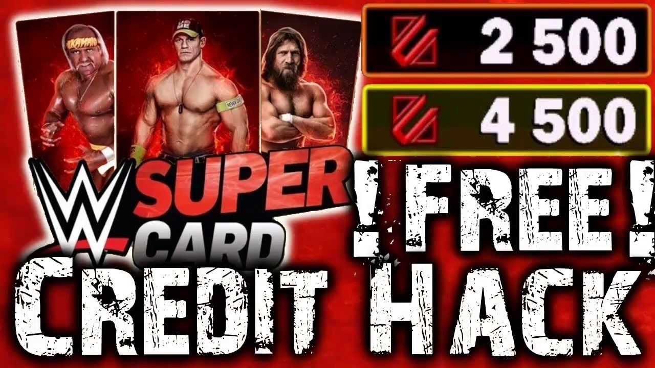Postisguides.com/wwe-supercard-free-credits-guide