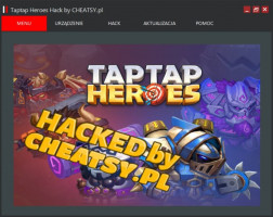 TRYCHEAT.COM/HACK/TAPTAP-HEROES-IDLE-RPG/1369678805?